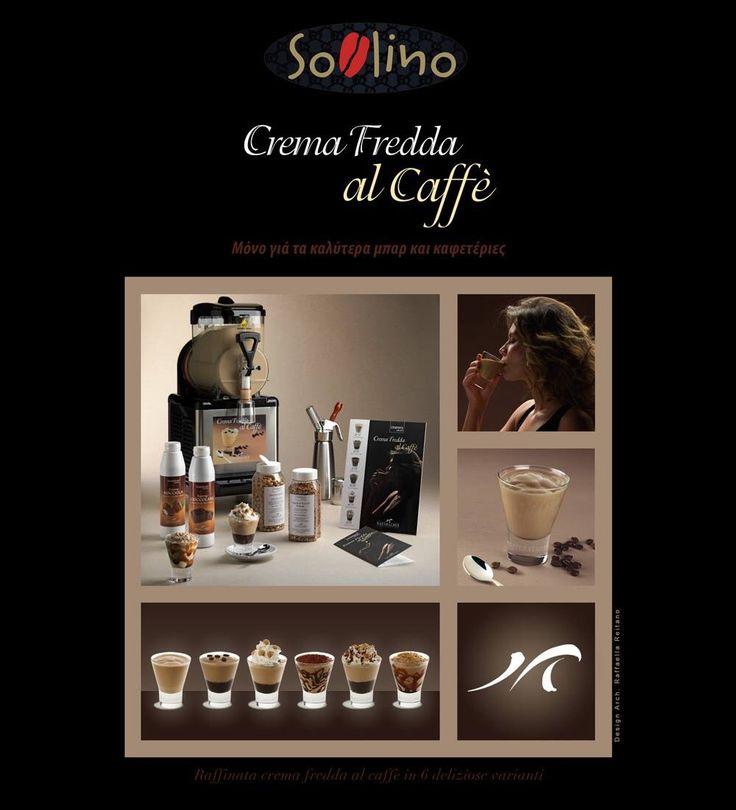 """ΠΡΟΣΦΟΡΑ  - Crema Fredda al Caffè -http://www.solino.gr/naturalmix/1237/236/cold-cream/coffee-cold-cream/naturamix-crema-fredda-al-caffè-detail.html  Απαραίτητο για κάθε """"trendy"""" ....."""