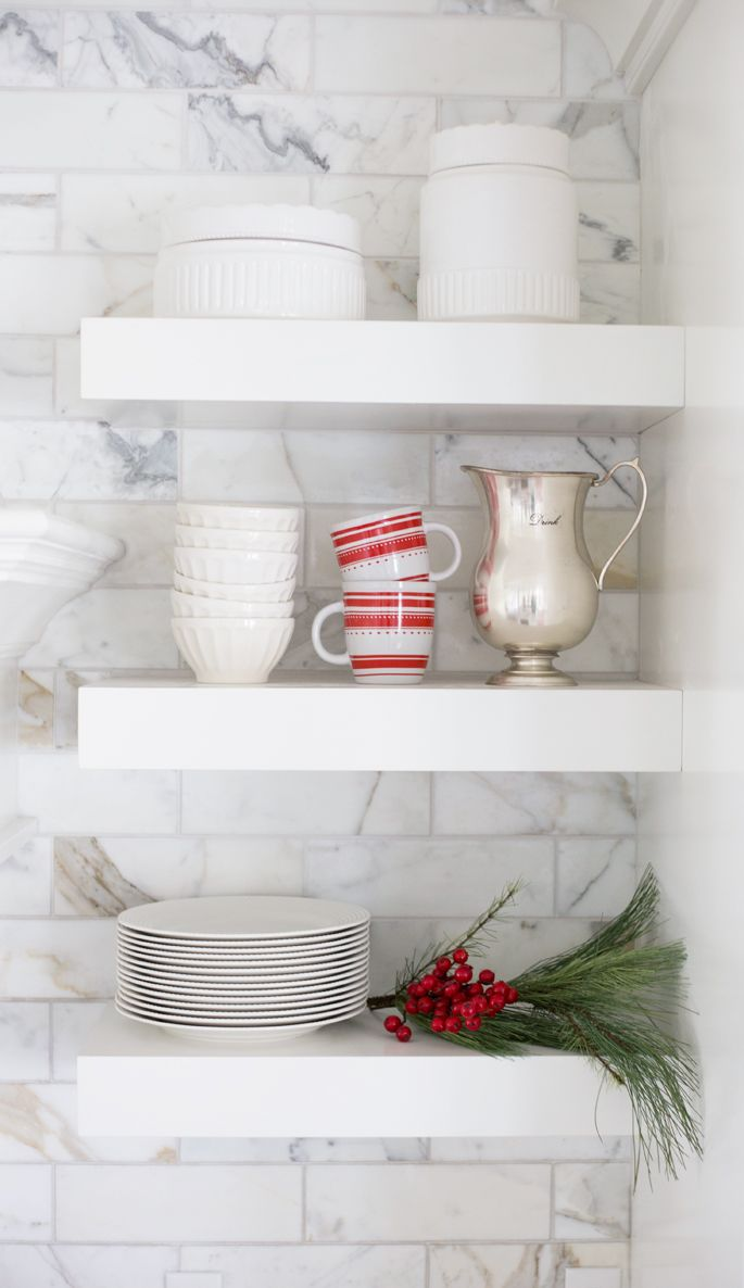 white-marble-kitchen-open-shelving