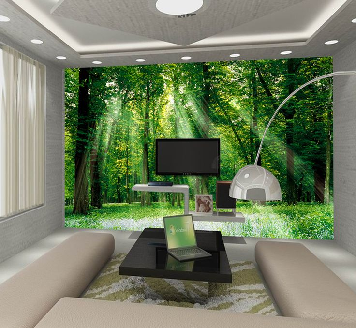 Online Shop Free shipping colorful scenery woods custom made mural wallpaper  wall papers home decor photo murals foto mural infantil. 91 best home theme   nature images on Pinterest   Decoration