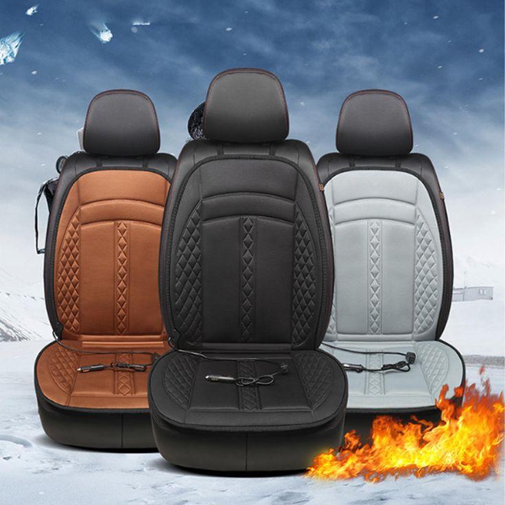 12V Car Seat Heater Thickening Heated Pad Cushion Winter