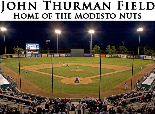 John Thurman Field Modesto, CA