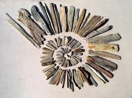 Driftwood spiral