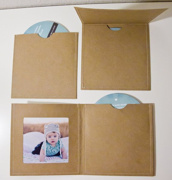 25 best CD\/DVD Sleeves\/Holder\/Envelopes images on Pinterest Cd - compact cd envelope template
