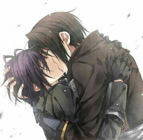 Black butler/kuroshitsuji: Ciel & Sebastian