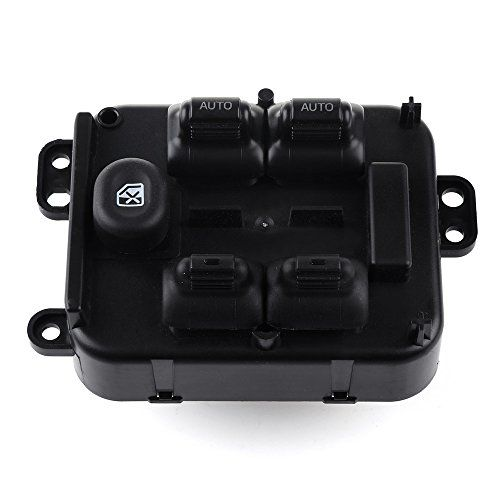Roadfar Window Switch Power Window Switch Master Control Power Window Switch Front Driver Side Replacement Parts Fits 2005 2007 Jeep Liberty Kulon 1 In 2019