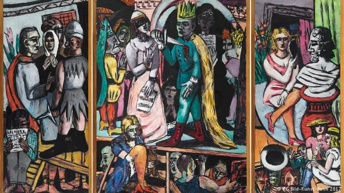 He once wanted to be a theater manager, a director and a stage hand. Then Max Beckmann became one of the most famous German painters of the 20th century. A Bremen exhibition highlights his...