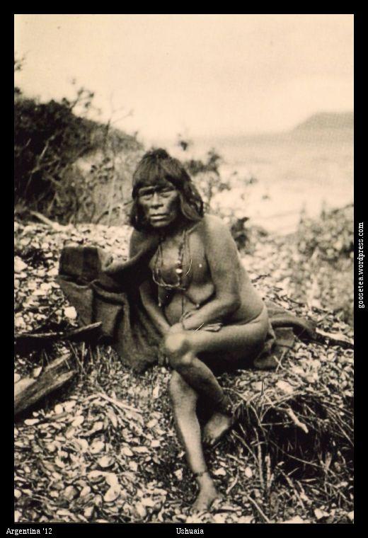 Yamana people of Tierra del Fuego