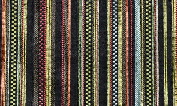 Venice Fabric - Onyx | RLF Home