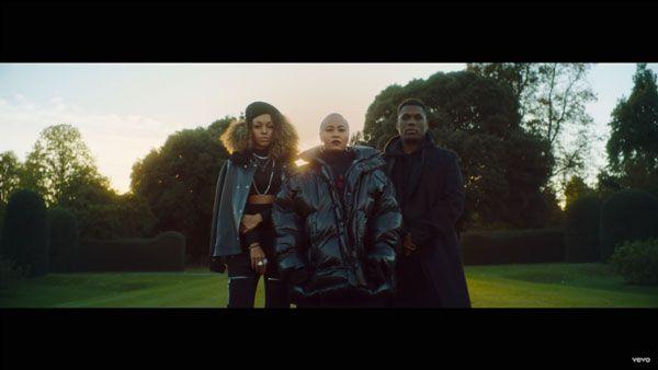 Emeli Sandé premieres video for 'Garden' feat. Jay Electronica and Áine Zion