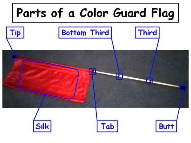 Rifle Color Guard Quotes: 1000+ Ideas About Color Guard Flags On Pinterest