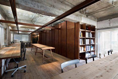 Tokyo Office by Suppose Design Office | Dezeen
