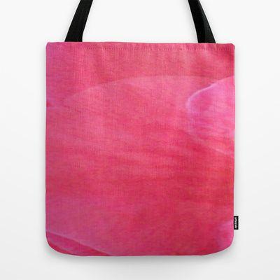camellia Tote Bag by alkinoos