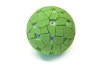 A throwable ball camera - look at the results. Shazzarazza.com