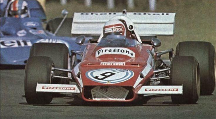#9 Clay Regazzoni (CH) - Ferrari 312B2 (Ferrari F12) 4 (6) Scuderia Ferrari SpA Sefac
