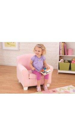 KidKraft Laguna Chair Pink | Children's Furniture | Corban Direct