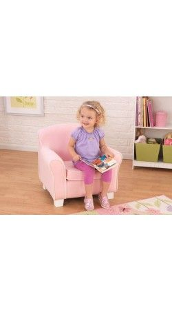KidKraft Laguna Chair Pink | Children's Furniture | Corban Direct