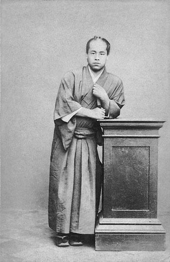 Gotō Shōjirō (後藤 象二郎, April 13, 1838 – August 4, 1897)