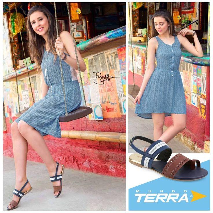 ¡Verano es la mejor oportunidad para lucir un vestido! Nada mejor que lucir fresca y bella ante tanto calor ¿Qué piensas?