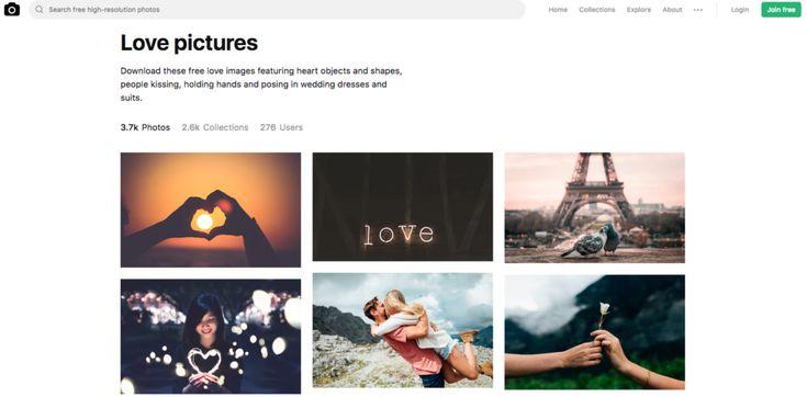 Her finner du gratis bilder på nett. #unsplash #idiumas #idium #blogginnlegg