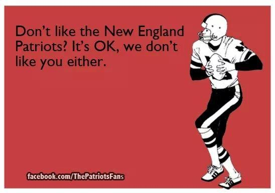 New England Patriots - PATS | Not for the faint of heart GO PATS GO!!