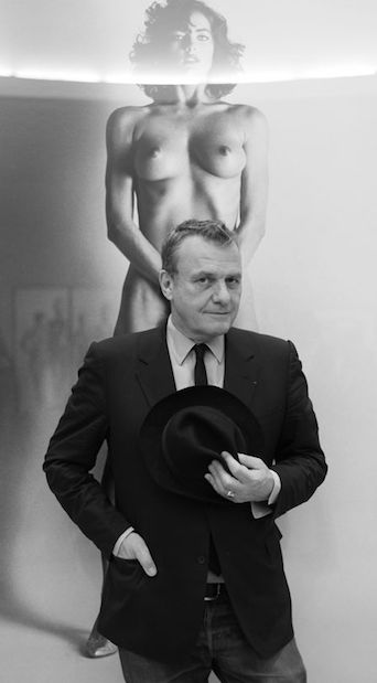 | Jean Charles de Castelbajac | The opening night of the Helmut Newton exhibition at the Grand Palais