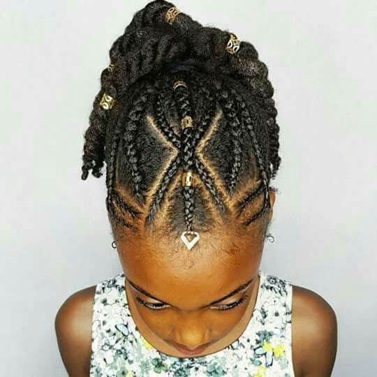 Braids and Patterns