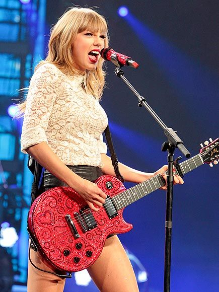 Taylor Swift- Can't' believe I'm going to see her LIVE in less than 3 weeks!!!