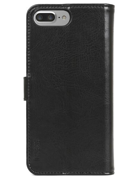 Skech Polobook Detachable case for iPhone 7/6s Plus Features: Book-style design Leather-look finish Built-in wallet Detachable hard case Gentle magnetic flap Viewing position stand Full body protection Full acces