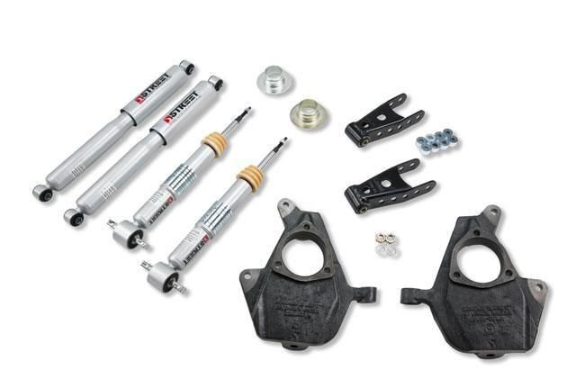 Belltech 1994-2003 Chevrolet S10 Base V6 4.3L 2door Standard Cab RWD Lowering Kit With Street Performance Shocks
