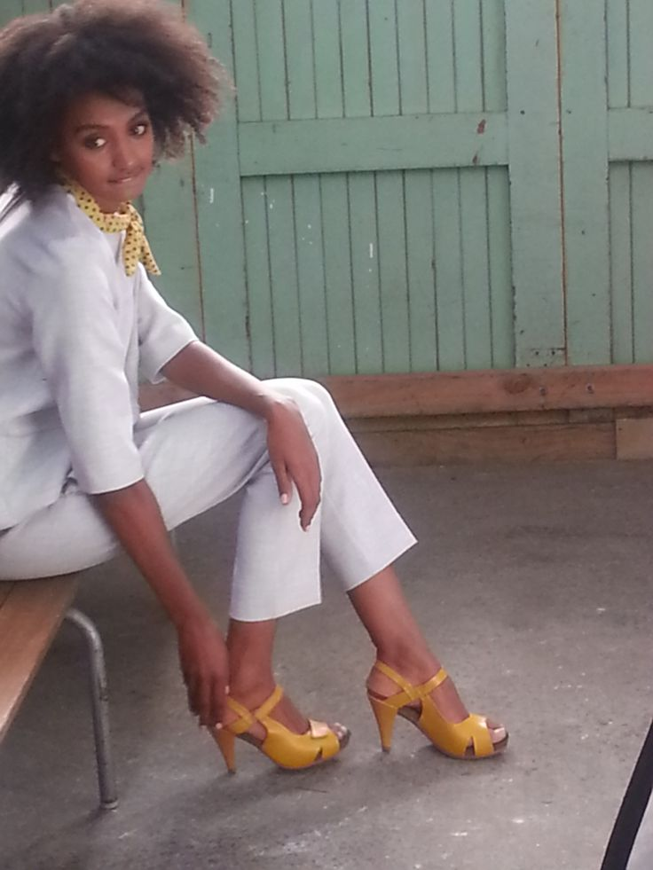 Behind the Scenes, Spring/Summer 14 with Ziera Shoes #ZieraShoes #womensfashion #springsummer14
