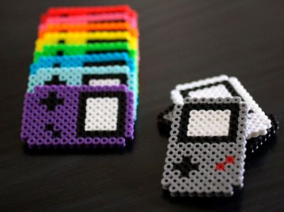 hama bead gameboys