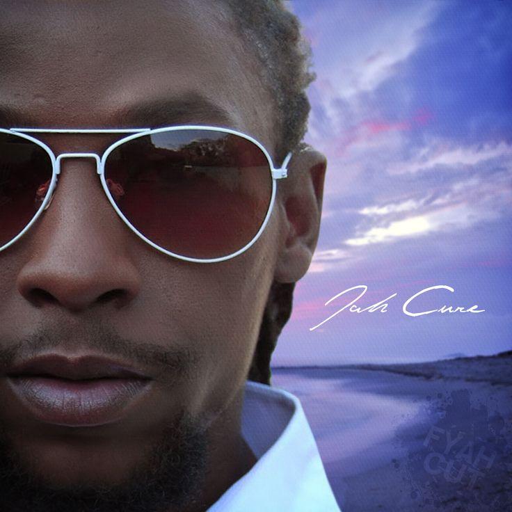 Jah Cure Promo Design
