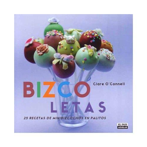 Bizcoletas. Ideas para decorar cakepops. http://www.sucredemaduixa.com/libros/486-bizcoletas.html