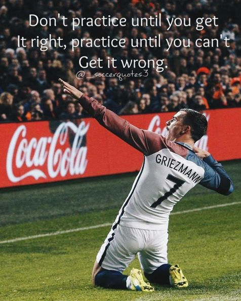 Persistence Motivational Quotes: Best 25+ Soccer Sayings Ideas On Pinterest