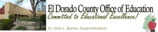 WE <3 OUR SPONSORS -  El Dorado County Office of Education - http://www.edcoe.k12.ca.us/ - #thankyou #school #education #eldoradocounty #placerville #hangtown