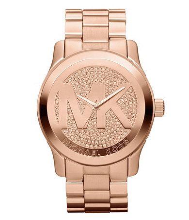 MKFashion, Runway Rose, Rosegold, Kors Runway, Michael Kors Watches, Bracelets Watches, Michaelkors, Stainless Steel, Rose Gold