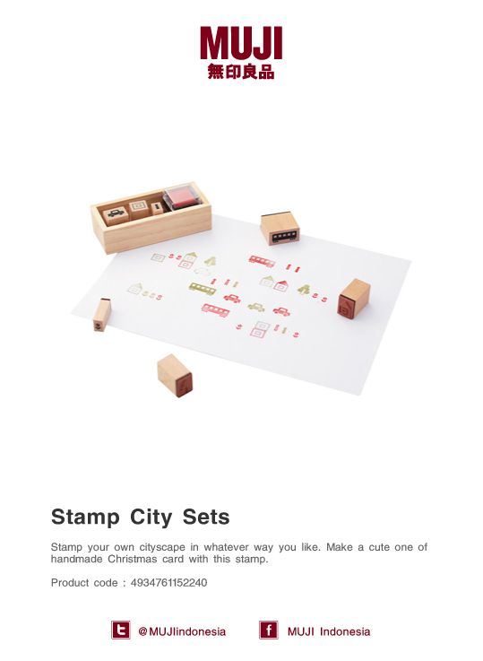 Let's stamp the town!
