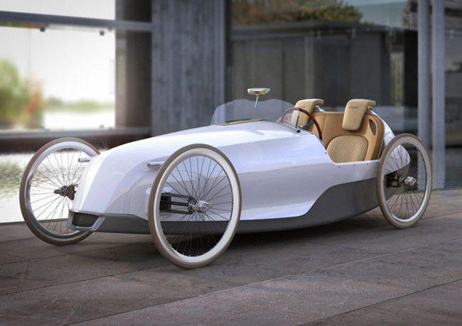 Probablemente, muchos de nosotros soñamos de niños con tener un bonito coche a pedales. Pues bien, para quienes ya han crecido pero siguen soñando de forma r...