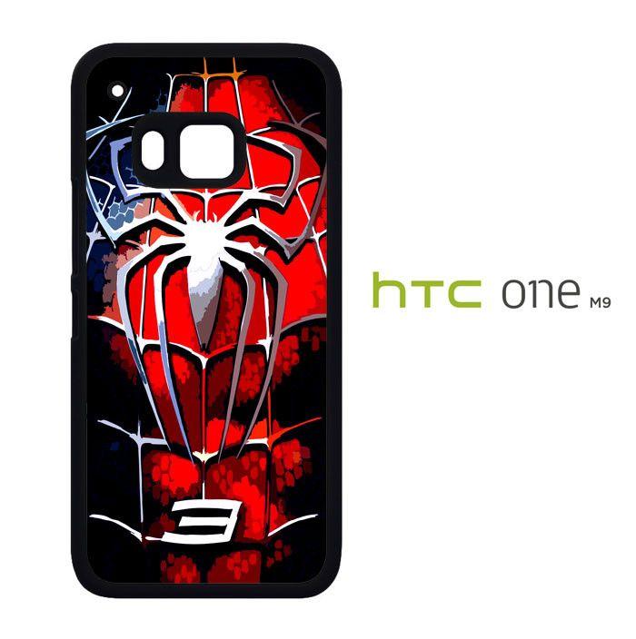 spder man 3 chest R0141 HTC One M9 Case