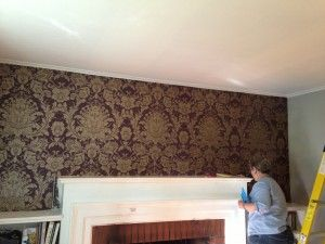 67 best How to Hang Wallpaper Yourself images on Pinterest ...
