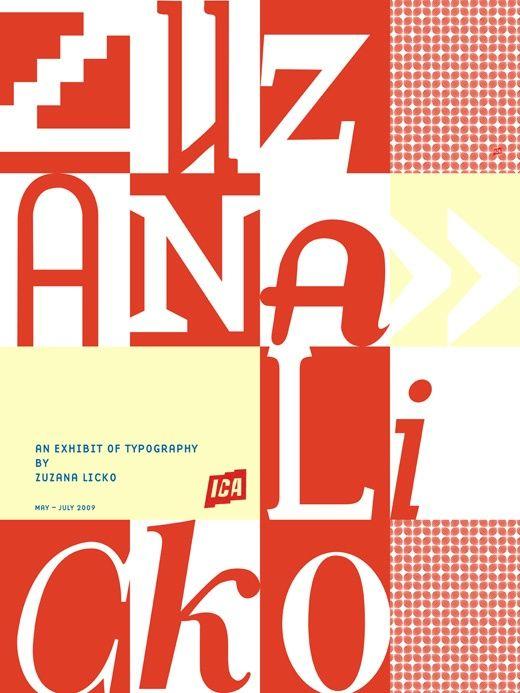 zuzana licko posters - Google Search