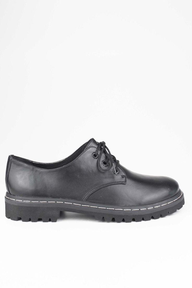 Sapato Tratorado Terra Preto 37 | Sapato tratorado, Sapatos