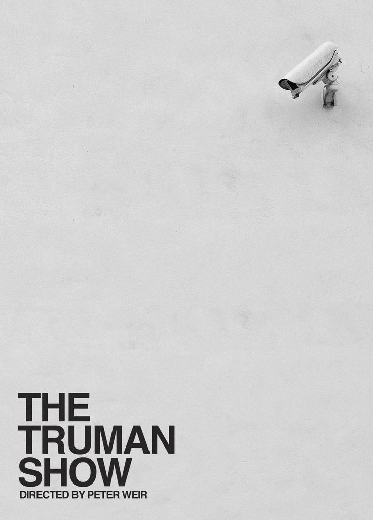 best the truman show ideas minimal movie  day 159 of 365 the truman show amovieposteraday