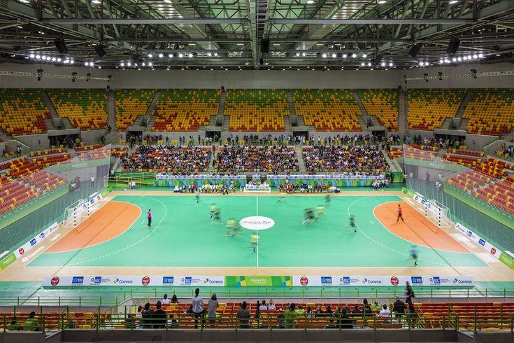 Rio 2016 Olympic Handball Arena / OA   Oficina de Arquitetos + LSFG Arquitetos Associados   ArchDaily
