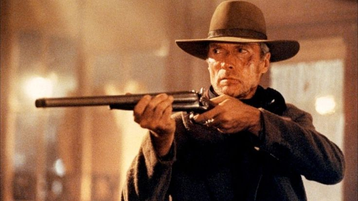 """Watching Westerns: Clint Eastwood in """"Unforgiven"""" – Cowboys and Indians Magazine"""