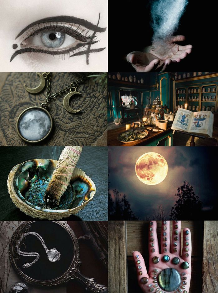 "Witch Aesthetics // Spirit Witch ""Requested "" Chaos Witch 