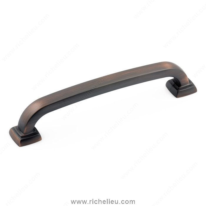 Contemporary Metal Handle Pull 815 Richelieu Hardware