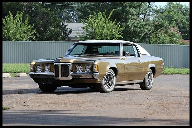 1970 Pontiac Grand Prix for sale by Mecum Auction