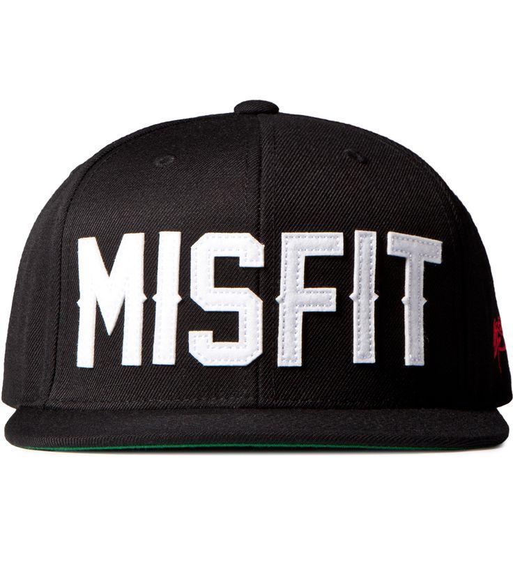 misfit snapback