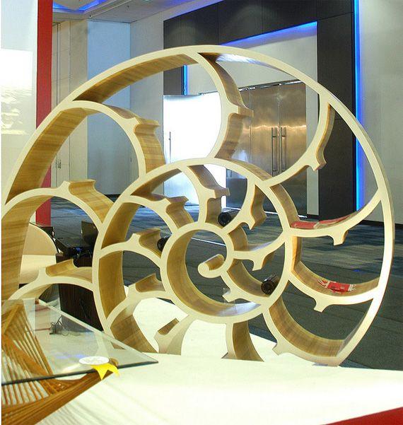 Nautilus Bookcase, Cebunext By Design Folder